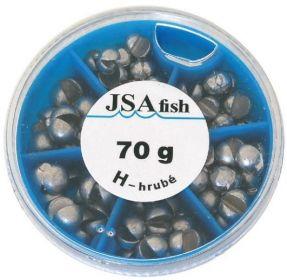 Rybářské broky 70g