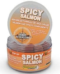 Boilie plovoucí - Spicy Salmon 80g Starbaits