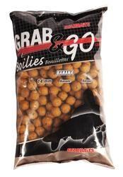 Boilies hotové - GG Mais Corn 1kg Starbaits