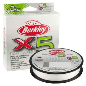 BERKLEY X5 CRYSTAL 150m