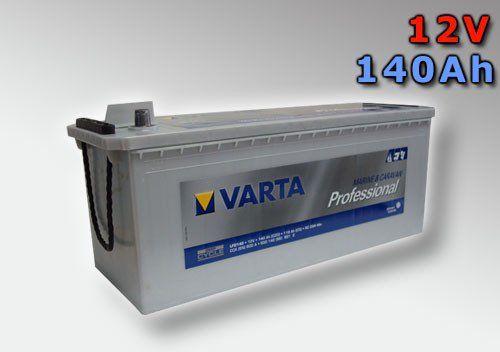 Trakční baterie Varta Professional 140 Ah
