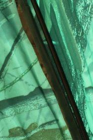 Deštník PVC s prodlouženou bočnicí 250cm/kamufláž Delphin