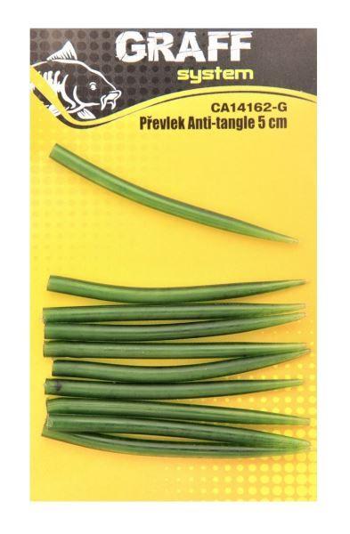 Převlek Anti-tangle 5 cm zelená Graffishing