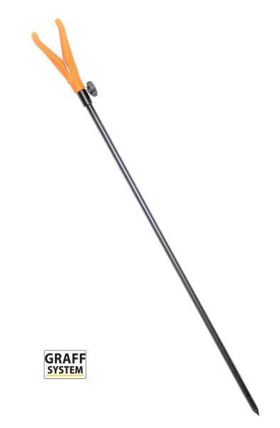 Vidlička přední orange Graffishing