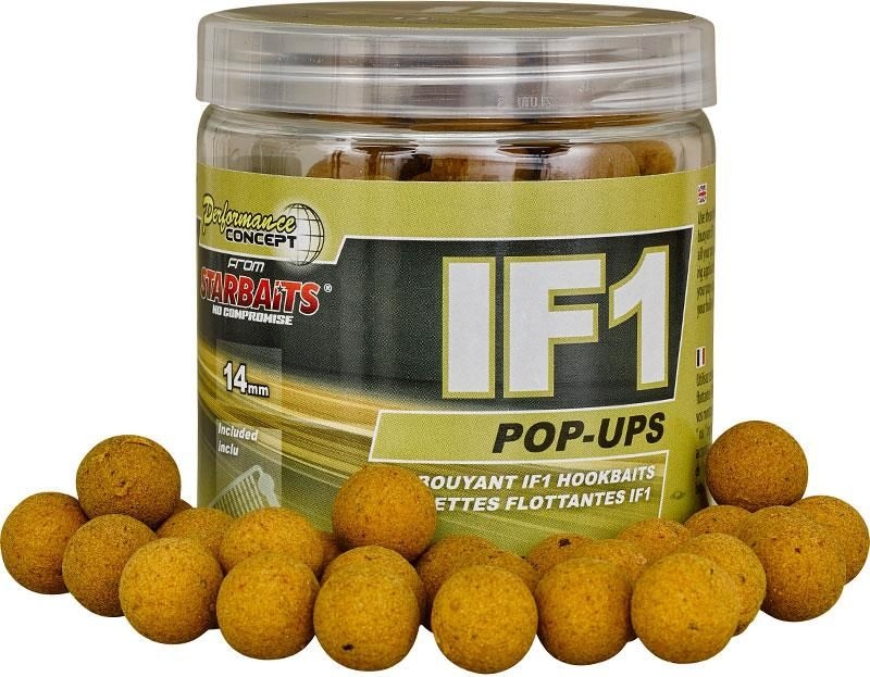 Boilie plovoucí - IF1 80g Starbaits