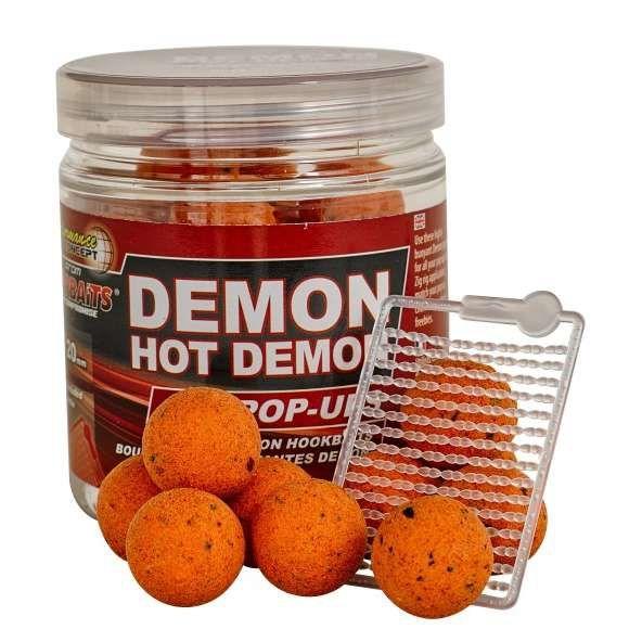 Plovoucí boilies Hot Demon 80g Starbaits