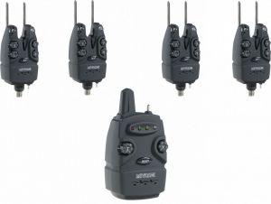 Sada hlásičů MX9 Wireless 4+1