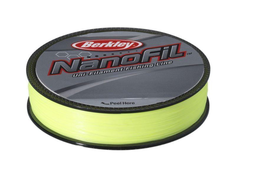 Nanofil 125 m žlutý Berkley