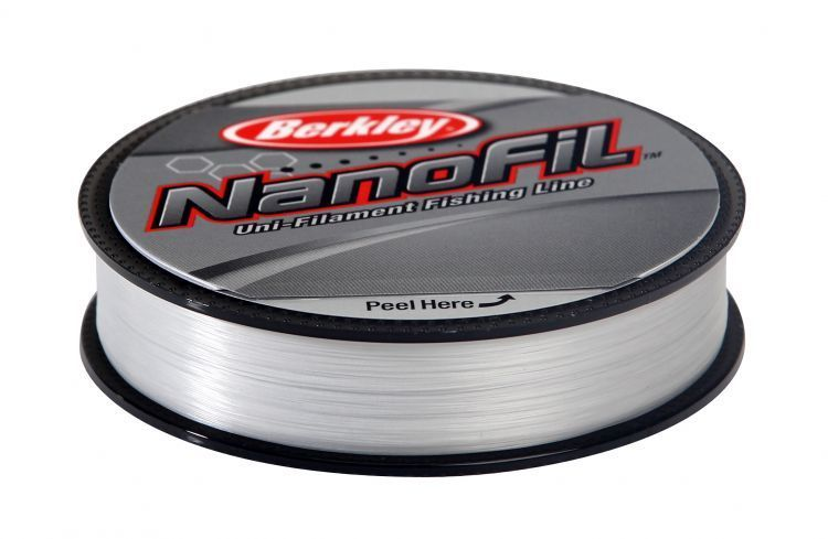 Nanofil 270 m průhledný Berkley