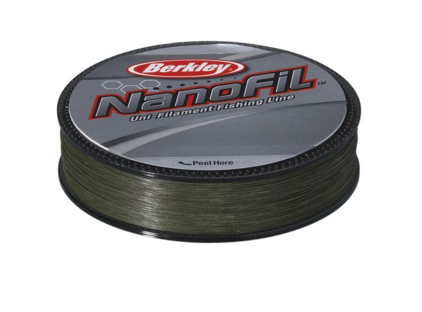 Nanofil 125 m zelený Berkley
