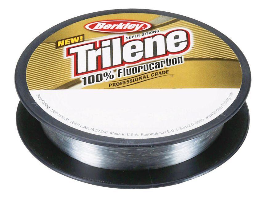 Trilene 100% Fluorocarbon 0,45mm 50m čirý Berkley