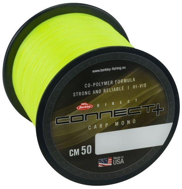 Vlasec CONNECT+ CM50 1200m Yellow Berkley