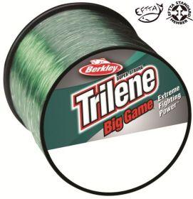 Vlasec Trilene Big Game 1000 m green - zelená | 0,24 mm, 0,28 mm, 0,30 mm, 0,33 mm