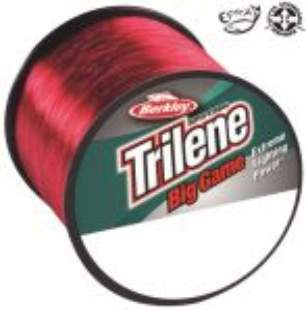 Vlasec Trilene Big Game 1000 m red - červená | 0,30 mm, 0,33 mm