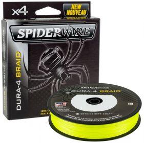 DURA4 YELLOW 150M Spiderwire