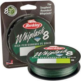 WHIPLASH 8 MOSS GREEN 150M (zelená) Berkley