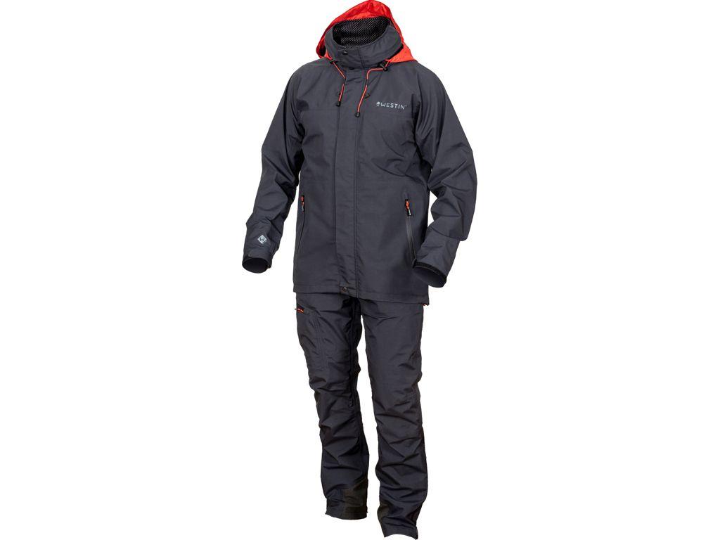 Westin: Vodotěsný oblek W6 Rain Suit Velikost L