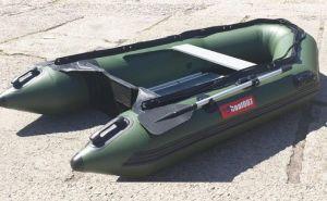 CMD 360 PRO - nafukovací čluny boat007 | červený