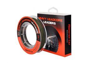 Heavy Leadcore Leaders 20 m / 80 kg / 176 lb