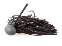 Keitech: Jig Tungsten Model 2 Football 2.0 7g Black Red