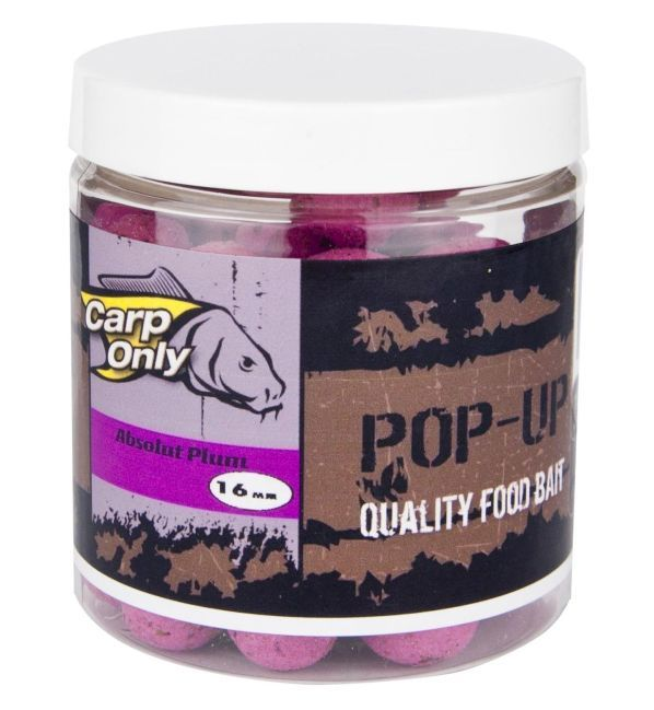 Absolut Plum POP UP 100G Carp Only