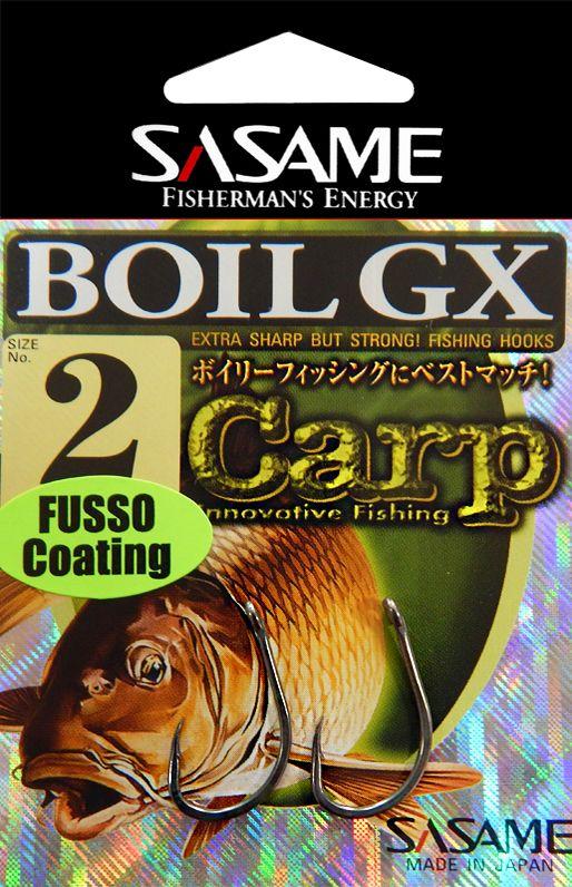Háček s očkem Sasame Boil Fusso GX