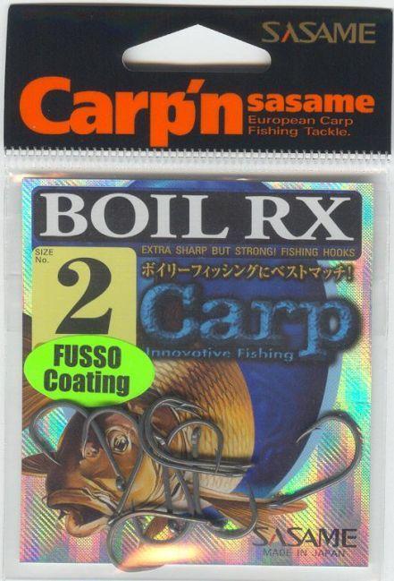 Háček s očkem Sasame Boil Fusso RX