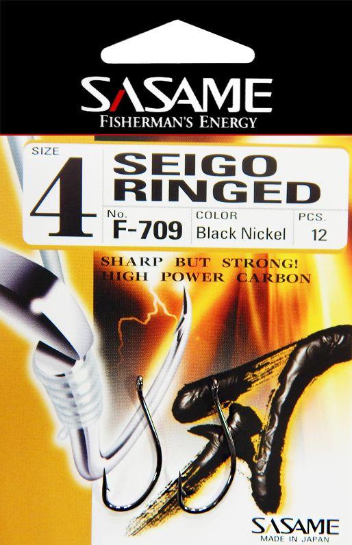 Háček s očkem Sasame Seigo Ringed