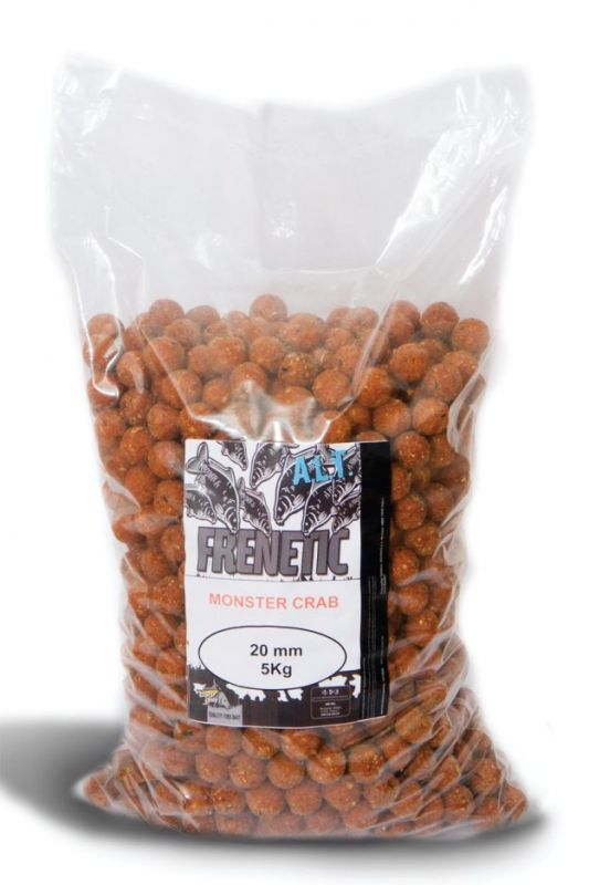 FRENETIC A.L.T. BOILIES MONSTER CRAB 20MM 5KG Carp Only