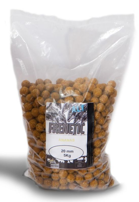 FRENETIC A.L.T. BOILIES PINEAPPLE 20MM 5KG Carp Only