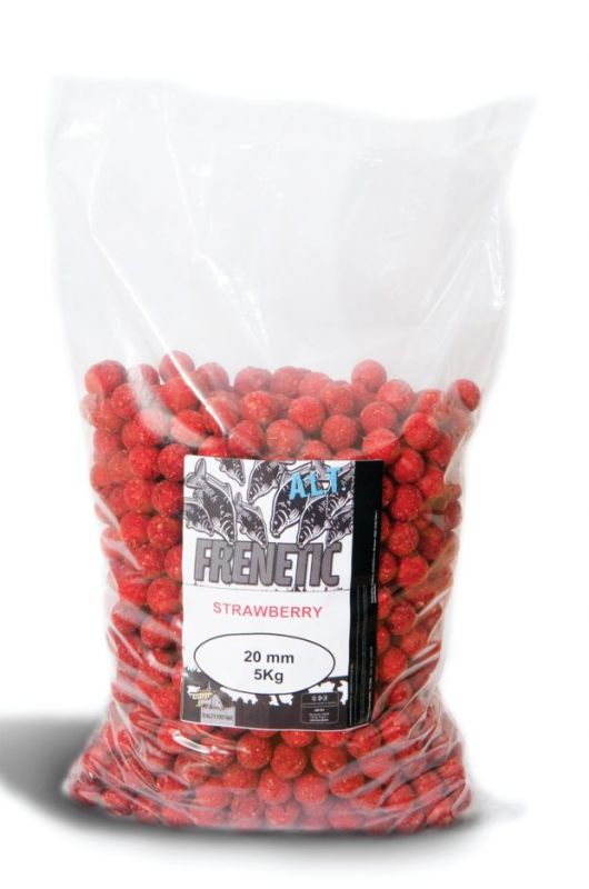 FRENETIC A.L.T. BOILIES STRAWBERRY 20MM 5KG Carp Only