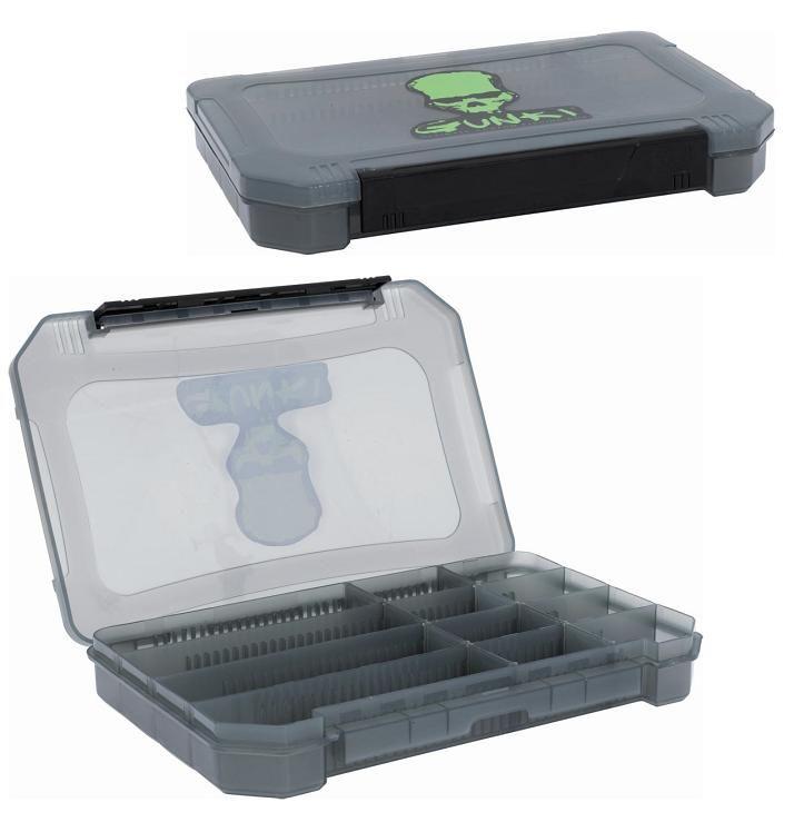 Gunki Soft Lure Box A 35x23x5cm