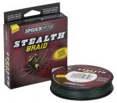 SPIDERWIRE Splétaná šňůra Stealth Braid 137 m