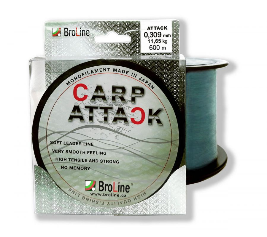 CARP ATTACK / 200m Broline