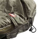 SPACÁK - DEFENDER FLEECE SLEEPING BAG WIDE JRC