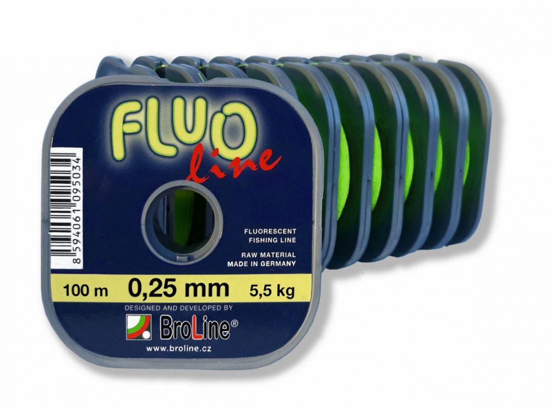 FLUO line / 300m Broline