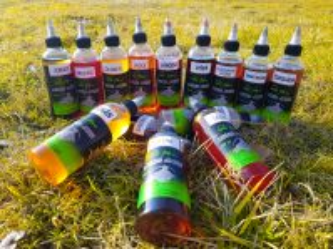 Liquid Juice 150 ml - Česnek