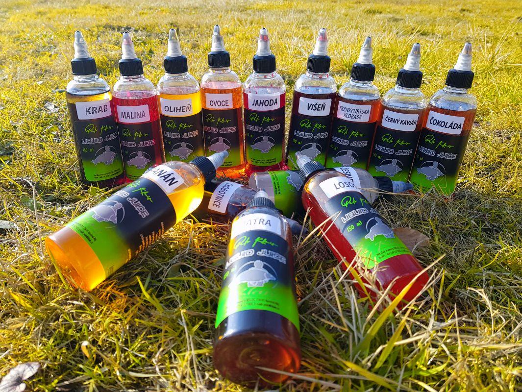 Liquid Juice 150 ml - Jahoda Petr Klais