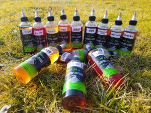 Liquid Juice 150 ml - Krab Petr Klais